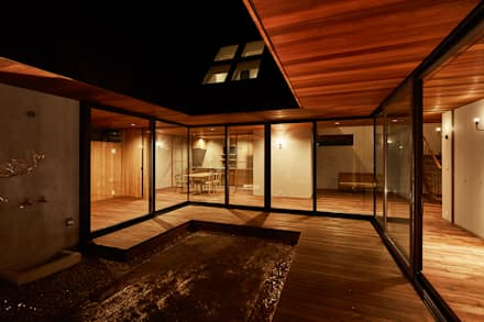 SHIMA: KEITARO MUTO ARCHITECTSが手掛けた庭です。