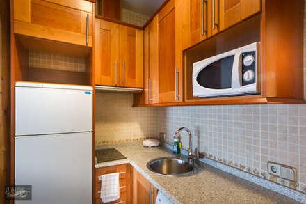 Cozinha: Hotéis  por Pedro Brás - Fotografia de Interiores e Arquitectura   Hotelaria   Imobiliárias   Comercial
