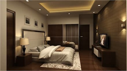 wwwdepanachein classic bedroom by - Interior Bedroom Design Ideas