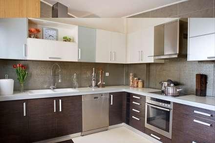 cocina cocinas de estilo moderno por fedgo with cocinas