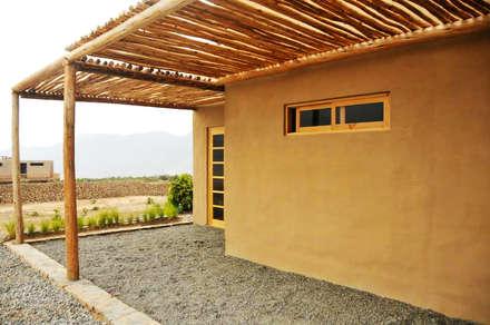 Casas de estilo  por DAS MAB