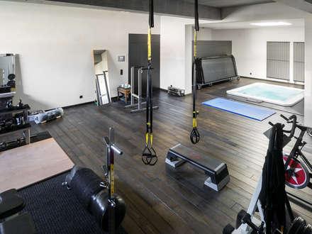 modern Gym by Losa Falegnameria sagl
