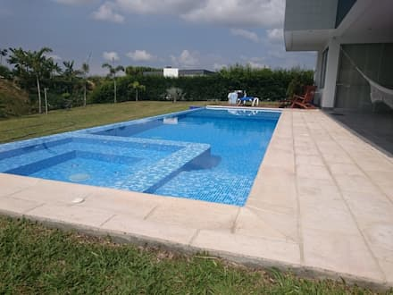 Premier Pools S.A.S.의  수영장