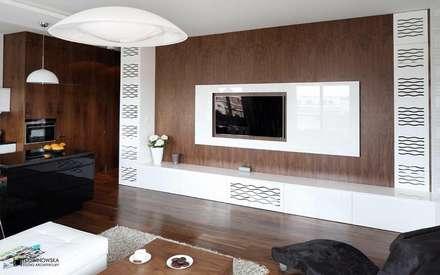 Ruang Multimedia by Ludwinowska Studio Architektury