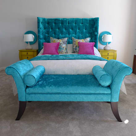 bedroom decoration: classic Bedroom by Style Within
