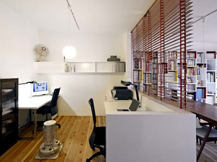 SOHO: 6th studio / 一級建築士事務所 スタジオロクが手掛けた書斎です。