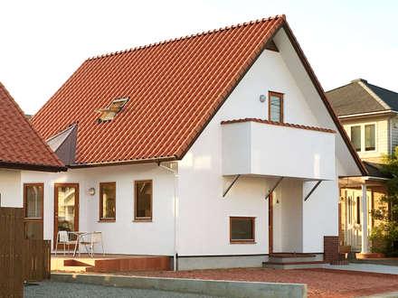 デンマークで古くから愛される スカーゲンの家: 株式会社 ヨゴホームズが手掛けた家です。