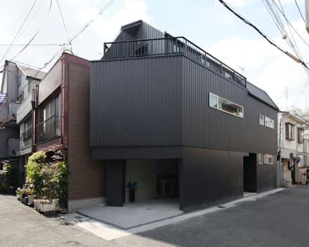 細工谷の家-8.8坪(41㎡)に建つ、29㎡(8.8坪)の家-: atelier mが手掛けた家です。