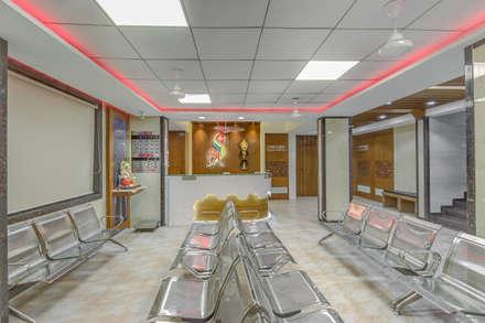 SHRADDHA HOSPITAL:  Hospitals by INCEPT DESIGN SERVICES