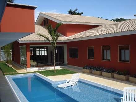 泳池 by GEA Arquitetura