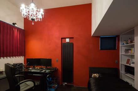 BR-3: 一級建築士事務所 Atelier Casaが手掛けた子供部屋です。