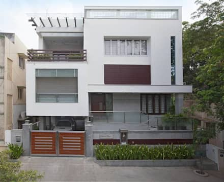 Charming Exterior: Modern Houses By Ansari Architects Part 22