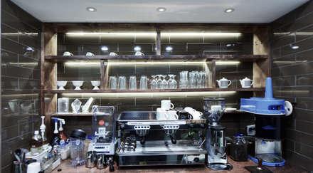 카페서 (Cafe Seo): 진플랜의  바 & 카페
