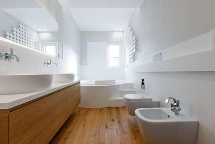 bagno: idee, immagini e decorazione | homify - Bagno Piccolo Moderno