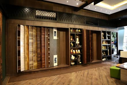 Retail :  Commercial Spaces by MAPLE studio design