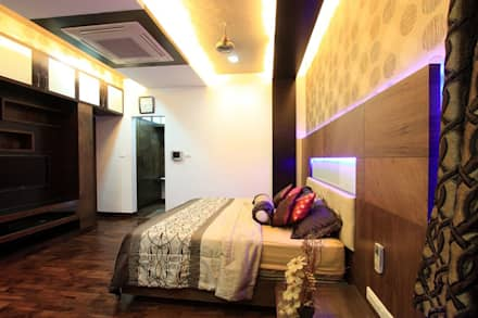 design bedroom modern. Bedroom  modern by Ansari Architects Interior design ideas inspiration pictures Homify