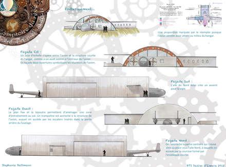Comptoir du rêve. 8: Garage / Hangar de style de style eclectique par Sb Design Concept