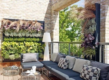 Great Kneighton:  Terrace by Countryside Properties