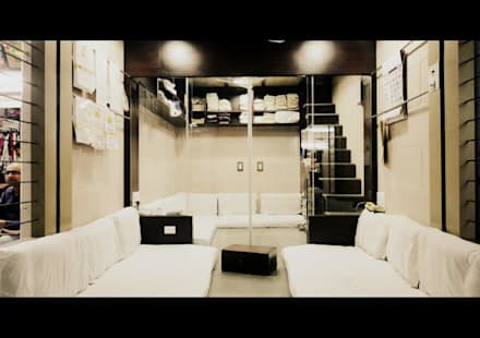 Edificios de oficinas de estilo  por Neha Changwani