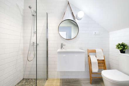 A Coruña for rent!: Dormitorios de estilo moderno de Egue y Seta