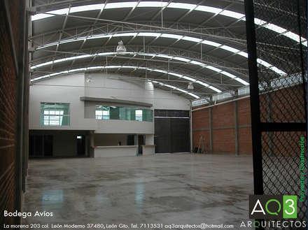 Walls by AQ3 Arquitectos