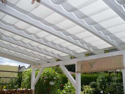 Toldo SPANNMAXXL instalado:  Terrace by TOLDOS SPANNMAXXL.de