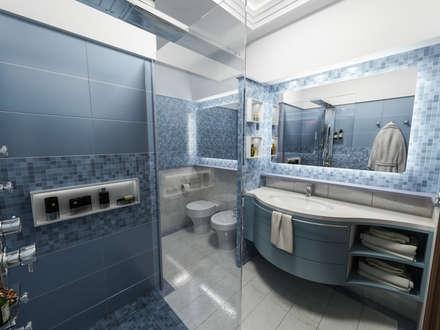 foto di bagni arredati. finest disegno bagni foto di bagni ... - Bagni Arredati Moderni