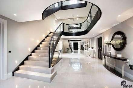 Radlett:  Corridor & hallway by Smet UK - Staircases