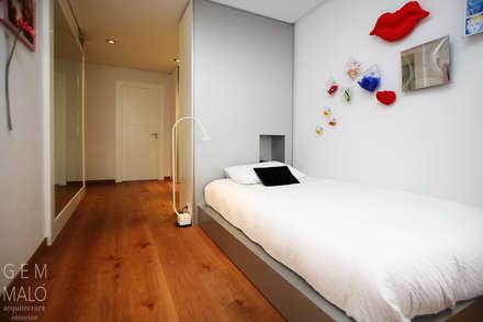 dormitorio juvenil dormitorios infantiles de estilo moderno de gemmalo interior