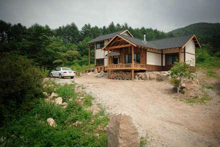 층층나무집 (Geochang house): 위빌 의  주택