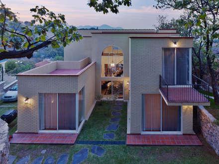 la fachada posterior casas de estilo colonial por excelencia en diseo