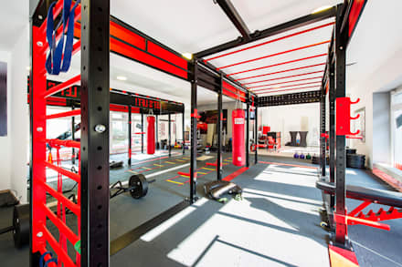 modern Gym by Sven Grosch Photography