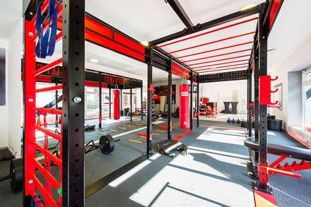 modern Gym by Sven Grosch Photography