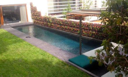 Piscinas ideas dise os y construcci n homify for Cuanto cuesta instalar una piscina prefabricada