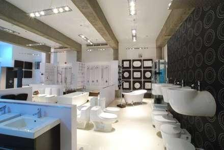 Studio DVG Arte y Estilo : Oficinas y Tiendas de estilo  por Grupo DVL Arquitectos, C.A.