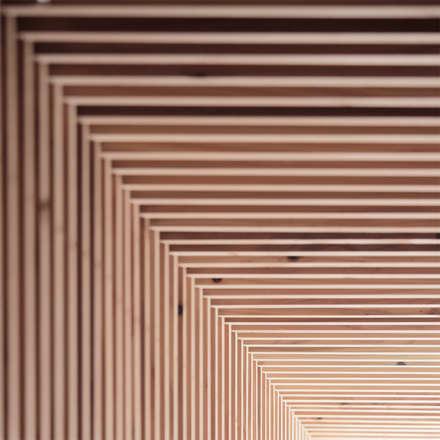 White Residence: Jun Murata   |   JAMが手掛けた玄関/廊下/階段です。