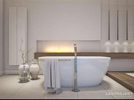 Design#5001936: Badezimmer ideen, design und bilder | homify. Ideen Badezimmergestaltung