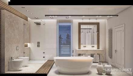 Badezimmer Ideen, Design Und Bilder | Homify Ideen Badezimmergestaltung
