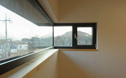 송촌리 주택 (Songchonri House) : 위빌 의  창문