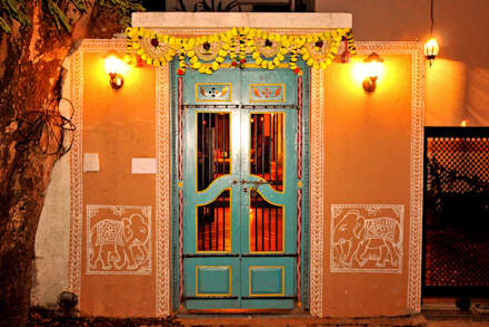 Dhiren Tharnani: modern Windows & doors by IMAGE N SHAPE