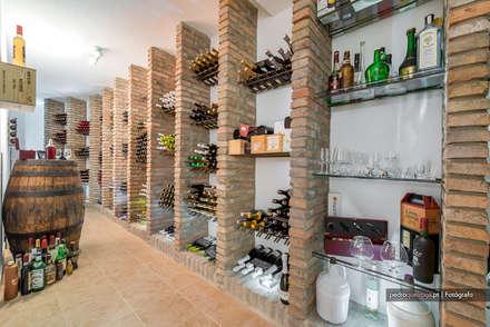 rustic Wine cellar by Pedro Queiroga   Fotógrafo