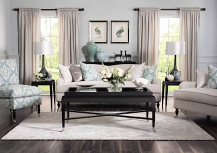 SS16 Style Guide   Coastal Elegance   Flatlay: Country Living Room By  LuxDeco