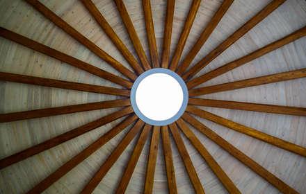 Bio-Residencia: Paredes de estilo  de Josep Lluis Lai