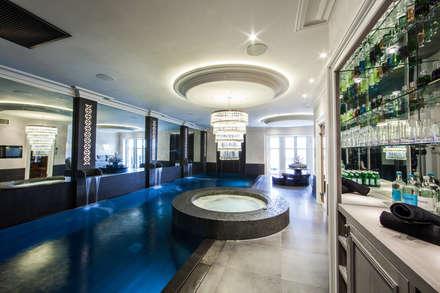 Restored Georgian splendour with modern indulgences: classic Spa by Design by UBER