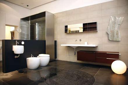 Ideas y más ideas: Baños de estilo clásico por ALI-CURA