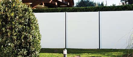 Vallas para decorar: Jardines de estilo clásico de Privence