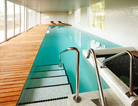 eclectic Pool by Zooco Estudio