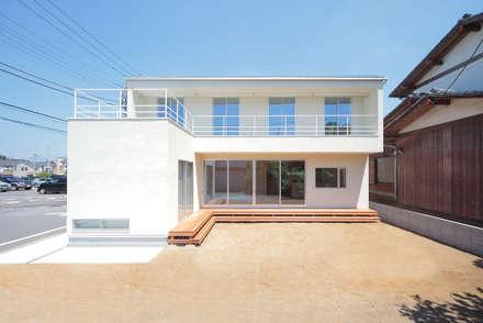 おおらかな家: こぢこぢ一級建築士事務所が手掛けた家です。