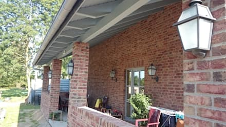 mediterraner balkon veranda terrasse homify. Black Bedroom Furniture Sets. Home Design Ideas