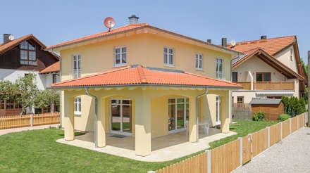 mediterrane h user architektur design ideen bilder homify. Black Bedroom Furniture Sets. Home Design Ideas